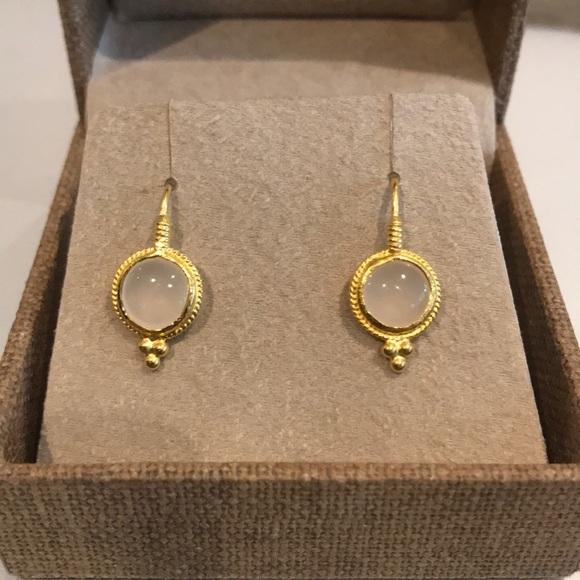 ARA Collection 24k Earrings